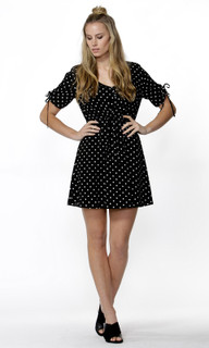 Women's Dresses Online | Luca Spot Dress | SASS
