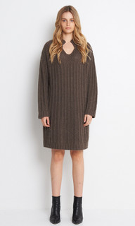 Women's Dresses Online | EM839 Talisa Knit Dress | ELLY M
