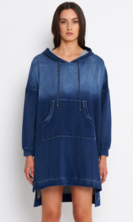 Dresses Online | EM807 Natalie Hooded Dress | ELLY M