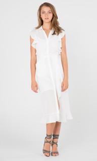 Women's Dresses Online | Femme Shirt Dress | AMELIUS