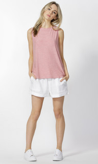 Women's Tops Australia | Capri Tank | BETTY BASICS