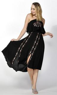 Women's Dresses Online Danikah Embroidered Dress | SASS