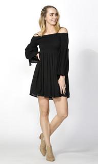 Women's Dresses Online | Sofi Shirred Bust Dress | SASS