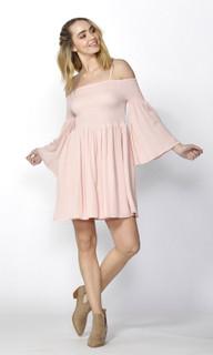 Women's Dresses | Sofi Shirred Bust Dress in Blossom | SASS