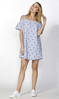 Women's Dresses | Hearts On The Line Dress | SASS