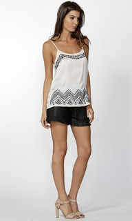 Women's Tops Online | Evvy Cami | FATE + BECKER