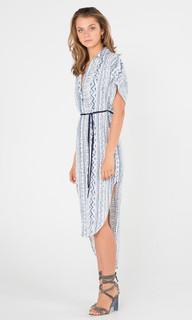 Ladies Dresses in Australia | Mayan Hi Lo Dress | AMELIUS