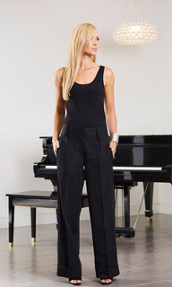 Women's Pants Online | Boy Friend Pant | Carbon 12