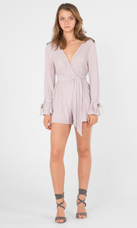 Women's Top | Gaia Playsuit | AMELIUS