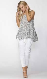 Ladies Tops Online | Porcelain Cami | FATE + BECKER