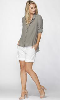 Women's Tops Online | Serenade Summer Shirt | FATE + BECKER