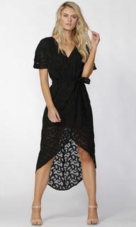 Women's Dresses Online | Maylou Tie Waist Maxi Dress | FATE + BECKER