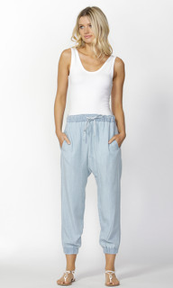 Womens Pants Online | Hunter Drop Crotch Pants  | SASS