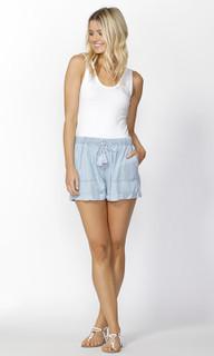 Women's Short Online | Arden Lyocell Shorts | SASS