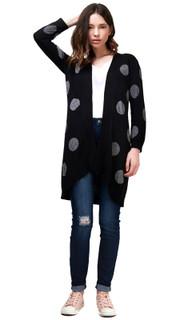 Women's Jackets Online | Mila Long Cardi | SAINT ROSE