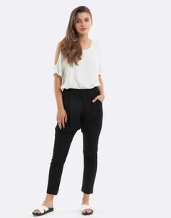 Women's Pants | Charmed Harem Pant | AMELIUS