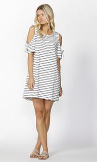 Women's Dresses | Maxwell Cold Shoulder Dress | SASS