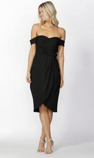Women's Dresses | Tanner Wrap Front Dress | SASS