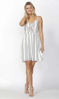 Women's Dresses Online | Walk The Line Knot Dress | SASS