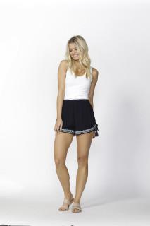 Womens Shorts Online | Vica Lace Shorts | SASS