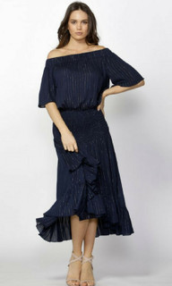 Women's Dresses Online | Lenka Cold Shoulder Dress | FATE + BECKER