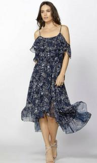 Women's Dresses | Summer Nights Frill Dress | FATE + BECKER