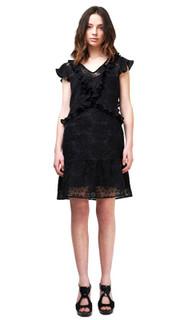 Ladies Dresses | Briar Embroidered Dress | SAINT ROSE