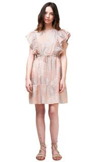 Women's Dresses Online | Sofia Silk Cotton Dress | SAINT ROSE