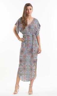 Women's Dresses Online | Babylon Midi Dress | AMELIUS