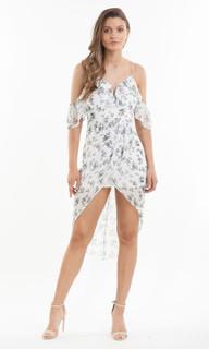 Women's Dresses | Sweet Romance Midi Dress | AMELIUS