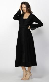 Ladies Dresses Online | Sabine Lace Detail Dress | FATE + BECKER