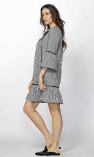 Women's Dresses | Sonoma Gingham Dress | FATE + BECKER