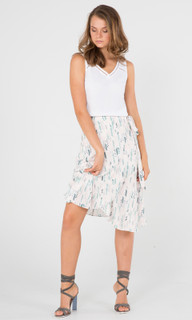Women's Skirts | Kala Wrap Skirt | AMELIUS