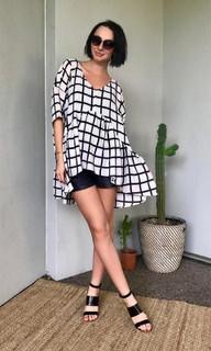 Women's Tops | KL375 Dress | KIIK LUXE