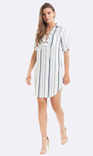 Women's Dresses | Alexis shirt Dress | AMELIUS