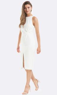 Ladies Dresses  |  Blanco Dress | AMELIUS