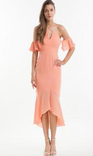 Ladies Dresses | Mahlia Frill Dress | AMELIUS