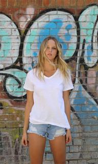 Women's Tops   Preston Tee   3RD STORY