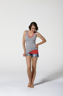 Women's Tops | Mariah V Neck Tank | Betty Basics