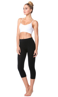 Women's Pants | Bridget 3/4 Legging | BETTY BASICS