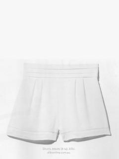 Shop October P123 - Lana  Shorts by ALIBI