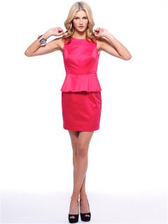 Ladies Dresses Tansy Peplum Dress SIGNATURE T