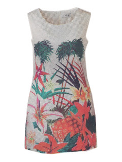 Good Weekend 1st December - Tropical Dress