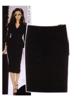 Women Skirts Australia,Shop Feb P52  and 127-  Zip Estelle Pencil Skirt,Alibi