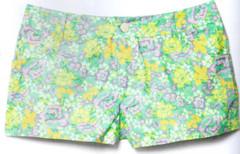 Shop Feb P88 - Floral Shorts
