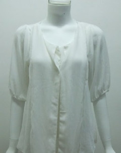 Women's Tops Online,Shop Feb P122 - Chiffon Blouse,Alibi