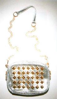 Shop March P165 - Silver Bag