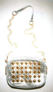 Shop March P165 - Silver Bag