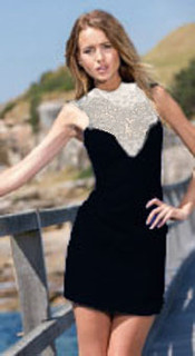Ladies Dresses in Australia|Sonya Lace Detail Dress|ALIBI