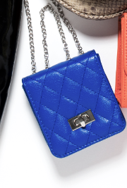 cobalt blue - as seen in Who